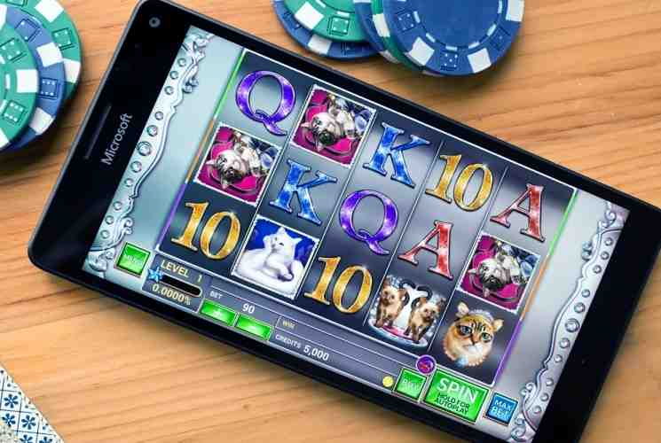 Mobile casino games online